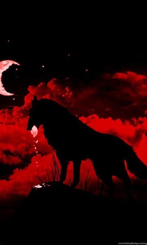 Alpha Wolf Blood Moon Wolf Wallpaper by Wolf The Blood Moon Desktop Backgrounds Hd 1920x1080