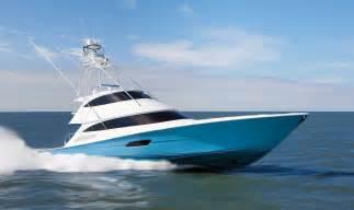 Viking Sport Fishing Boat