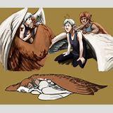 Demons Drawings With Wings | 500 x 427 jpeg 37kB