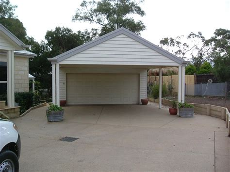 Attached Carport Plans Free Lean To Cost Kits Build A Side