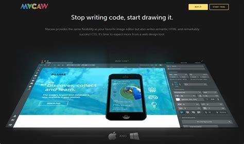 fresh web design tools     list