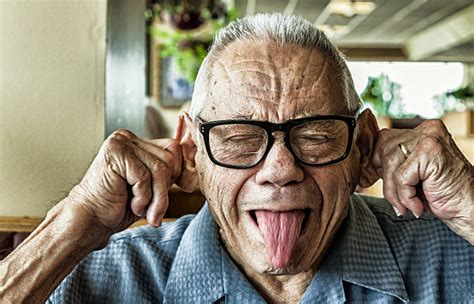 Royalty Free Funny Old Man Pictures, Images And Stock