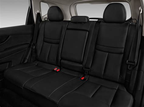 image  nissan rogue fwd sl hybrid rear seats size