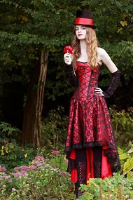 Mad Hatter Female Cosplay