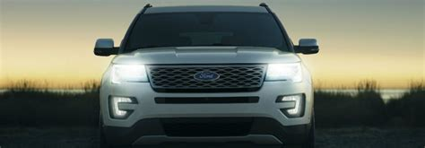 2018 Ford Explorer Towing Capacity