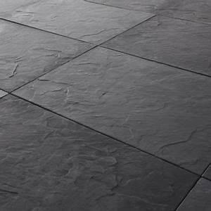 Dalle De Terrasse Castorama : dalle graphite 60 x 40 cm p 2 3 cm castorama ~ Premium-room.com Idées de Décoration