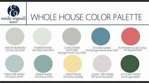 Color Palette For House Interior - Nisartmacka com