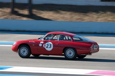 Alfa Romeo Giulietta SZ - 2011 Dix Mille Tours