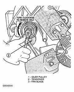 2003 Dodge Durango Serpentine Belt Routing And Timing Belt