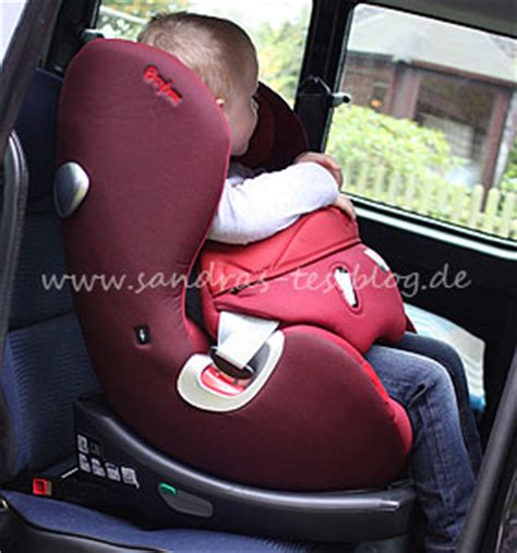 siege auto isofix groupe 3 reportage photo cybex sirona page 11