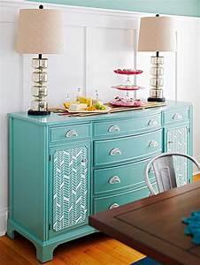 5 facons de transformer un vieux meuble pour moins de 50 With transformer un vieux meuble