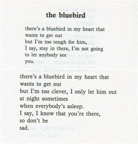 quotes  bluebirds quotesgram