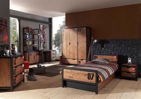 chambre ado contemporaine atom chambres de jeunes chambres à coucher