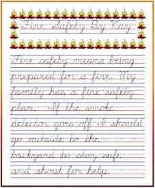 HD wallpapers handwriting improvement worksheets for kids