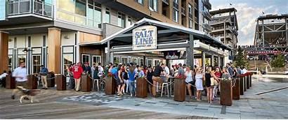 Line Salt Outdoor Open Patio Potomac Powers