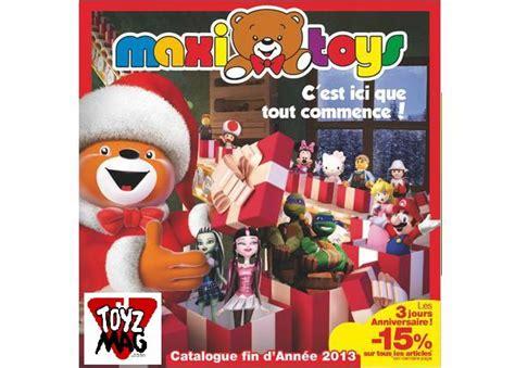 foto de Noel 2013 : le catalogue Maxi Toys ToyzMag