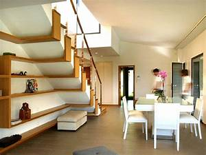 30 under stair shelves and storage space ideas freshomecom With interior design ideas space under stairs