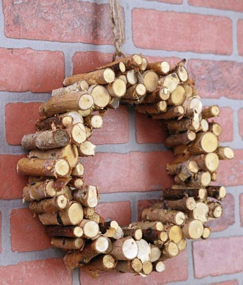 Deko Aus Naturmaterialien Selber Machen by Die Besten 25 Holz Deko Selber Machen Ideen Auf