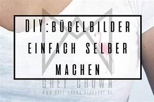 Bügelbild Selber Machen : diy b gelbilder einfach selber machen kreativ ~ Watch28wear.com Haus und Dekorationen