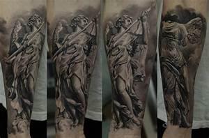 21+ Full Sleeve Religious Tattoos