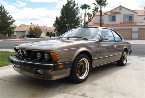 Truly Immaculate 1985 Bmw 635csi For Sale