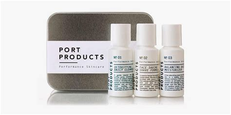 port products travel kit  mini grooming regime selectism