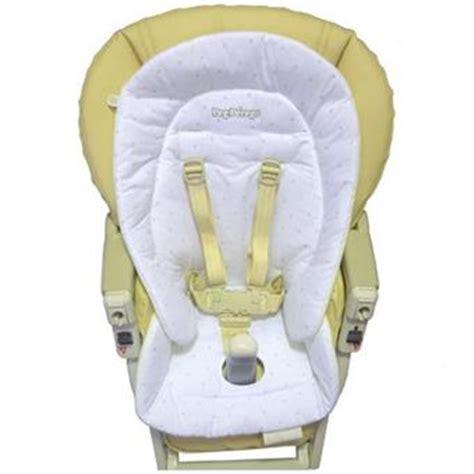 coussin chaise haute peg perego peg perego coussin pour chaise haute chaises hautes et