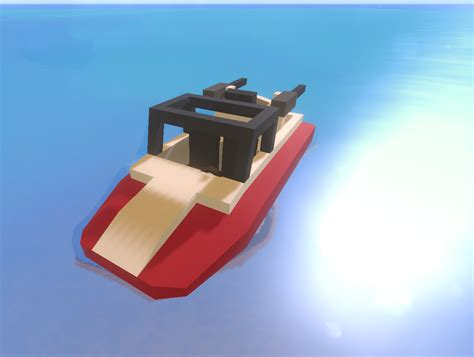 Unturned Fast Boat by Commander Unturned Bunker Wiki Fandom Powered By Wikia