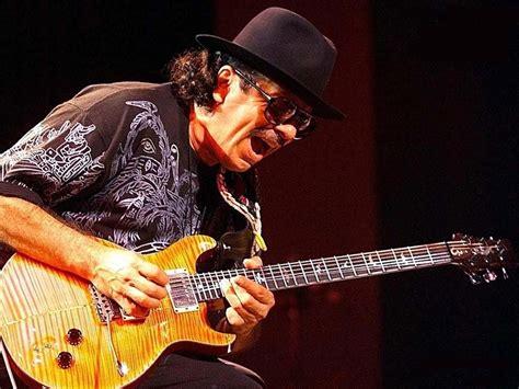 Santana's Concert In Tel Aviv, Israel. July 30, 2016