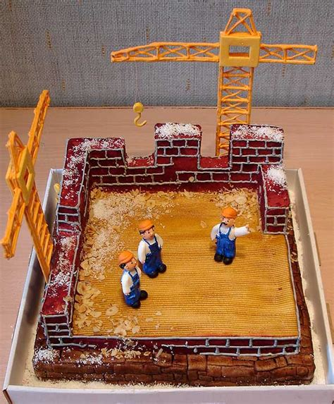 Bakery Story Halloween by Build A Construction Cake