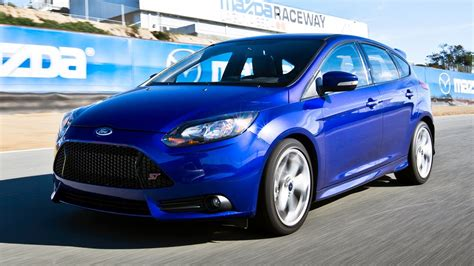 2013 Ford Focus St Hot Lap!  2013 Best Driver's Car