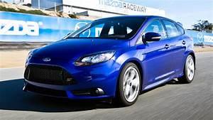 2013 Ford Focus St Hot Lap