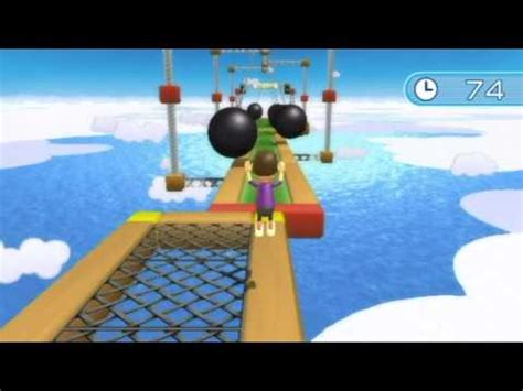 wii fit plus obstacle course vidoemo emotional unity