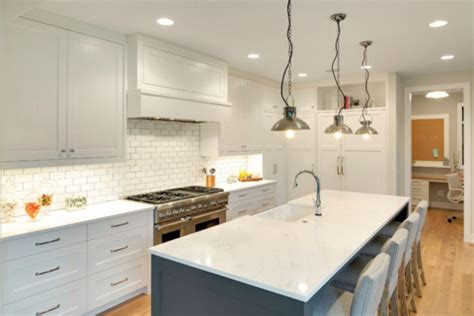 White Quartz Countertop - white quartz countertops luxury white countertops for