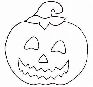 Citrouille D Halloween Dessin : coloriage citrouille d 39 halloween maternelle dessin gratuit imprimer ~ Nature-et-papiers.com Idées de Décoration