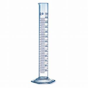 Graduated Cylinders - Class A, USP, Certified