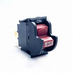 71355 Magnetic On-off Switch 110v