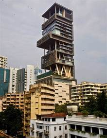 ambani home interior mukesh nita ambani 39 s billion dollar home antilia in mumbai zricks com