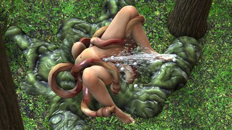 Tentacle Porn All Holes Getting Fucked