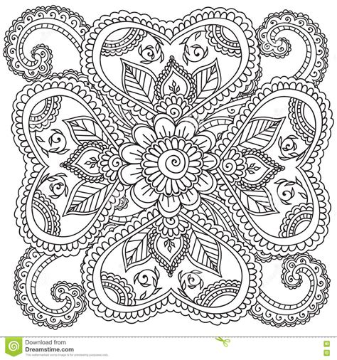 coloring pages for adults abstract 38 abstract flower coloring pages abstract flower design