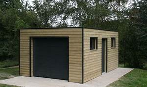 Prix Construction Garage 20m2 : prix d un garage de 20m2 en parpaing maison fran ois fabie ~ Nature-et-papiers.com Idées de Décoration