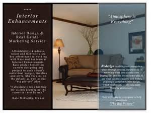 Home Interior Design Courses Interior Enhancements Inc Design Brochure