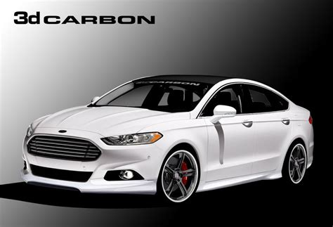 Fusion Sema by 2013 Ford Fusion Sema Models Get Ready For The Event