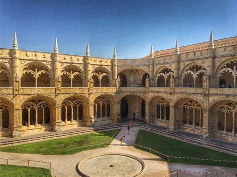a lisbona cosa vedere a lisbona il monastero dos jeronimos world