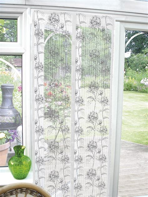 Fly Bug Insect Pest Door Screen Guard Magnetic Curtain