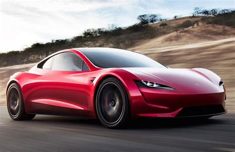 New Tesla Roadster  The Awesomer