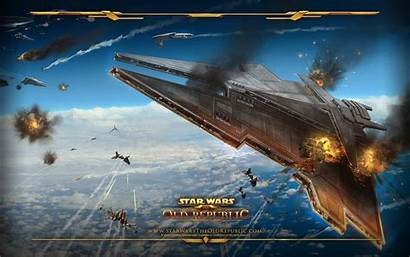 Swtor Wallpapers Republic Wars Star Desktop