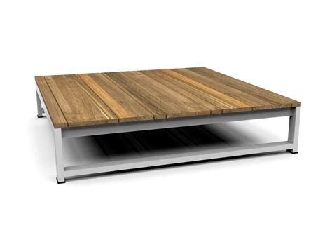 No one could imagine a living room without a table decorating the center, providing a practical solution combined with a nice decorative touch. Modern Teak White Black Aluminum Coffee Table Contract Hotels Barn Style