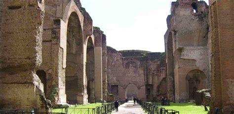 Terme Di Caracalla Ingresso by Biglietto D Ingresso Alle Terme Di Caracalla