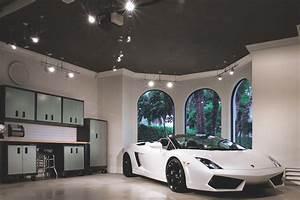 11 Spectacular Examples Of Modern Garage Lighting